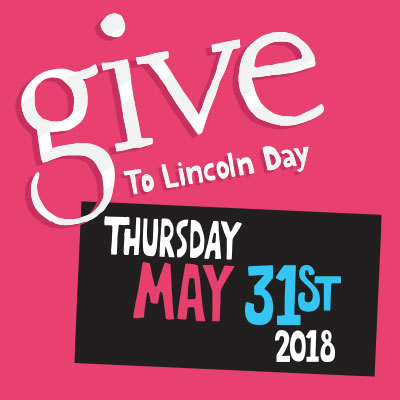 Give 2 Lincoln Day